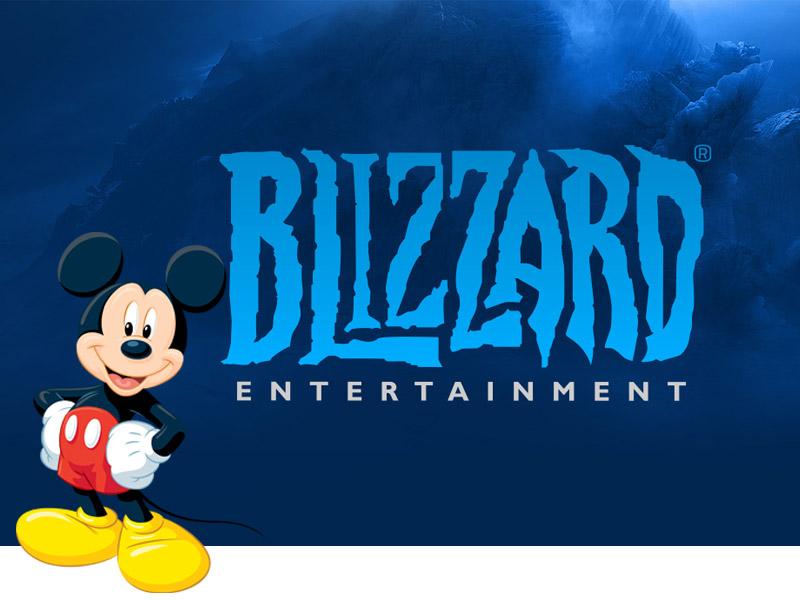 Disney vai comprar a Blizzad? Que história é essa?