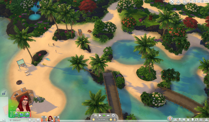 The Sims 4 Ilhas Tropicais