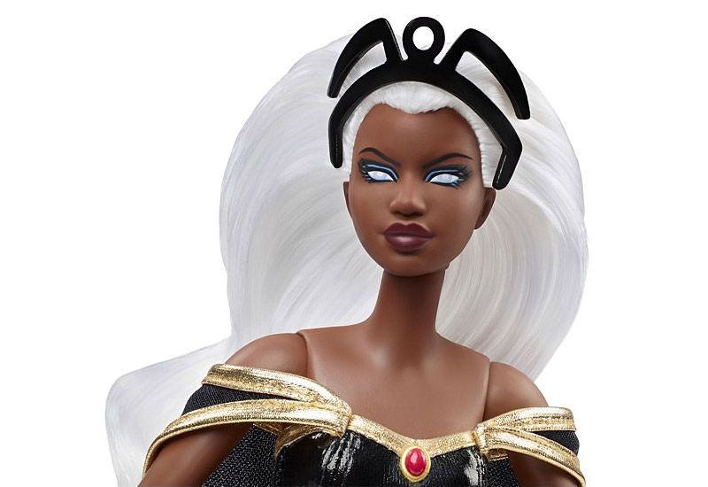 Barbies Marvel X-Men - Tempestade