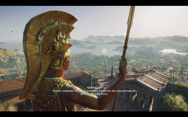 Assassin's Creed Odyssey Discovery Tour - Turistando na Grécia Antiga