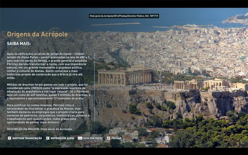 A Acrópole - Discovery Tour
