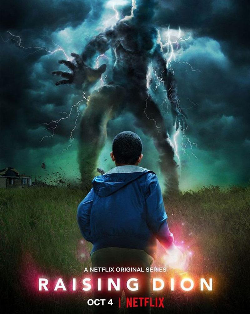 Criando Dion Poster