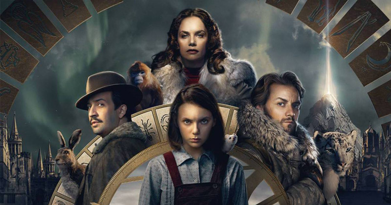 His Dark Materials - Fronteiras do Universo