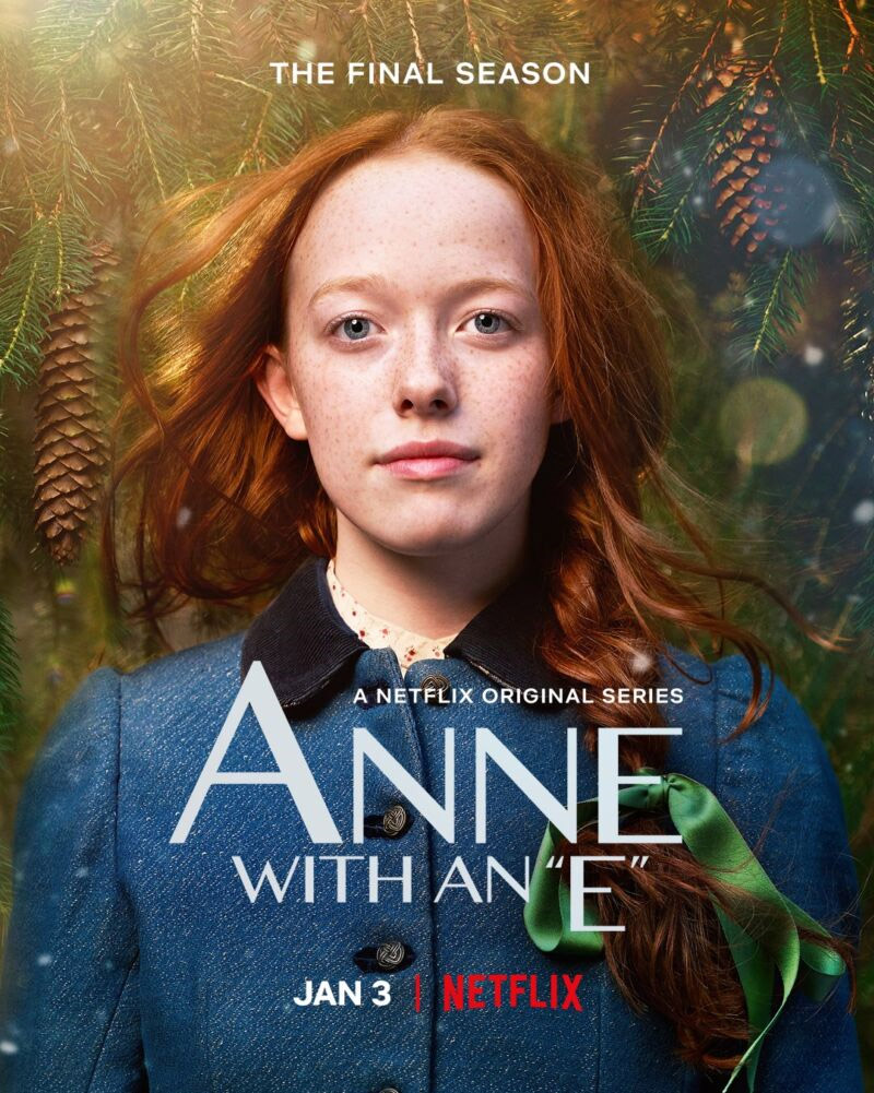 Temporada final de Anne With an E