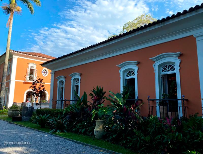 Casa Cor 2021 - Palacete Brando Barbosa