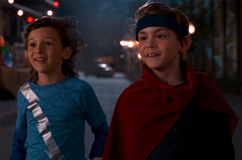 WandaVision: Tommy e Billy